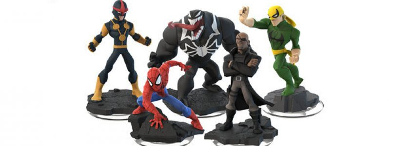 Disney Infinity 2.0: Marvel Super Heroes Wave 1 Figures Review