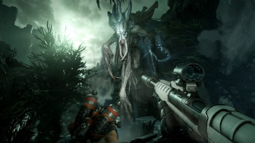 Evolve closed alpha test to begin on October 30th
