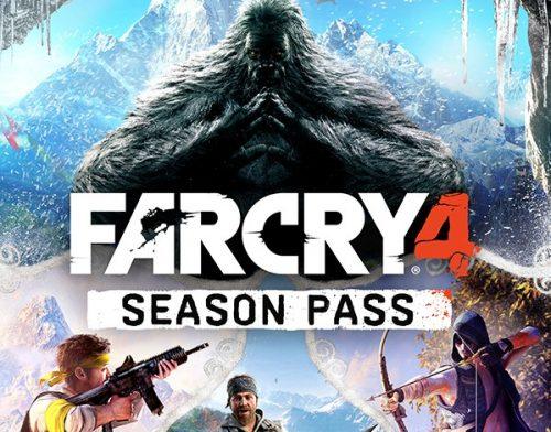 Far Cry 4 Season Pass Announced