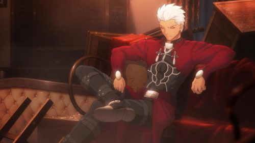 Fate/stay night Unlimited Blade Works licensed by Hanabee