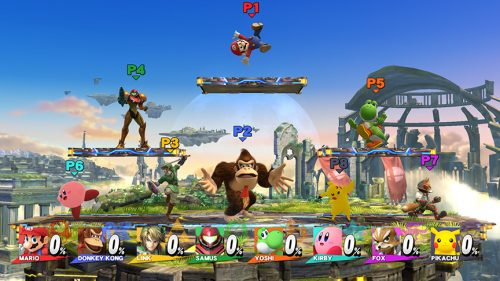 Super Smash Bros. Wii U Direct Information Blowout