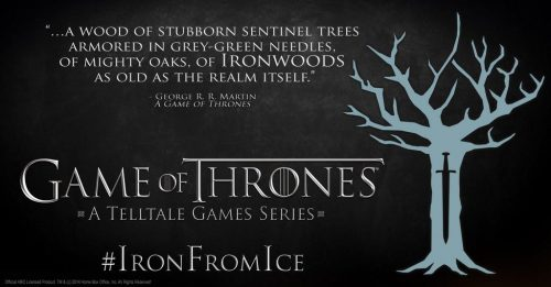 Telltale's Game of Thrones teaser image released