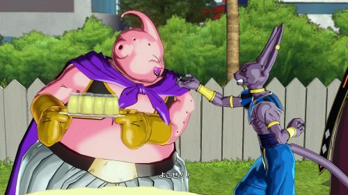 New Dragon Ball Xenoverse Story Screenshots