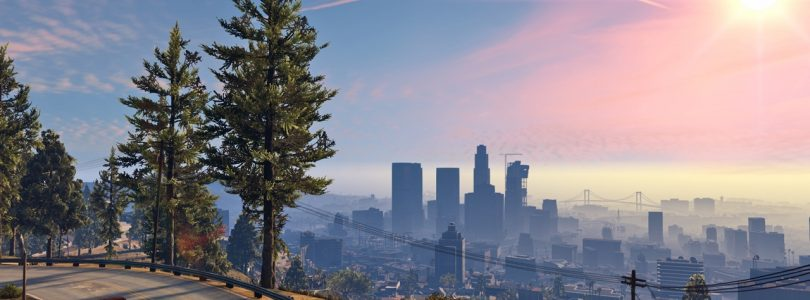 Check Out the Grand Theft Auto V: First-Person Experience