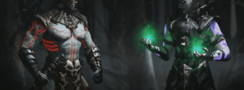 Innaugural Mortal Kombat X 'Kombat Kast' Demonstrates Variations in Depth
