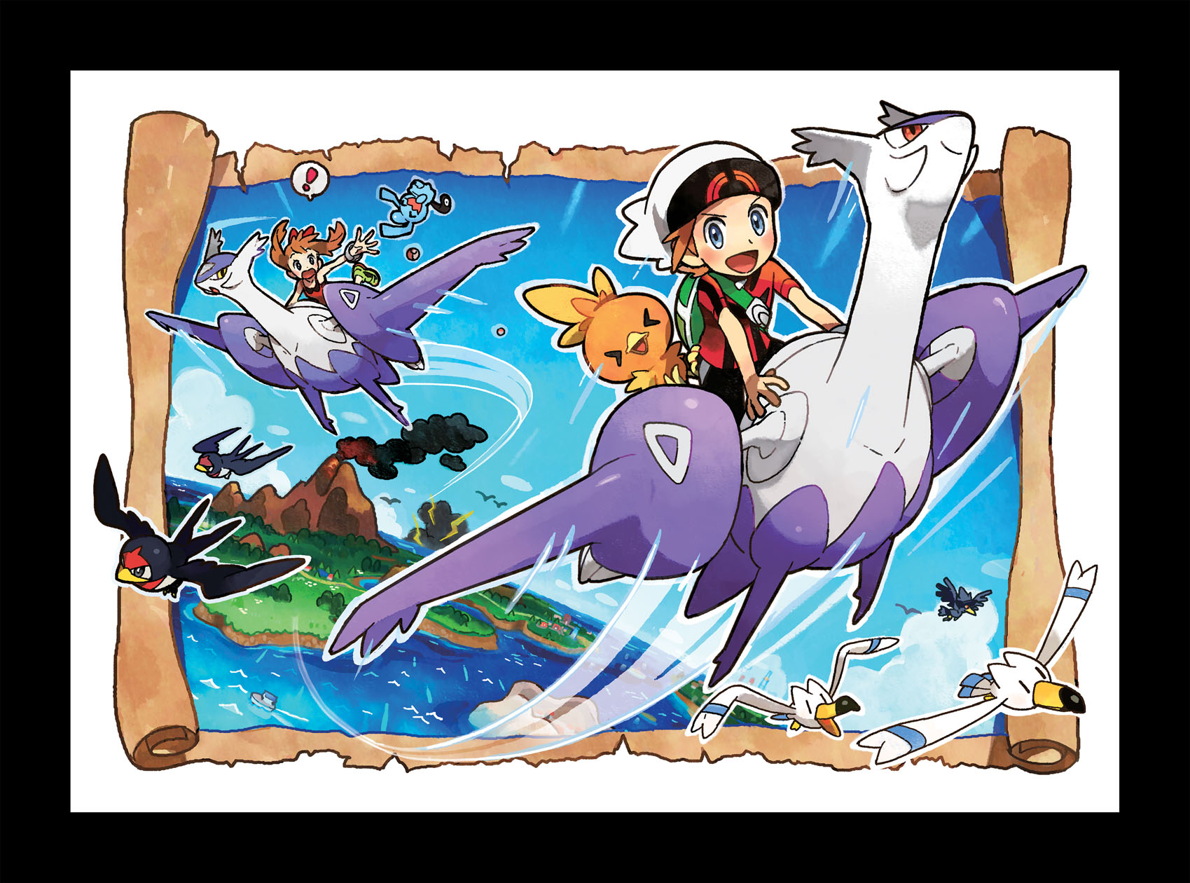 Pok 233 Mon Omega Ruby And Alpha Sapphire Draws Thousands At