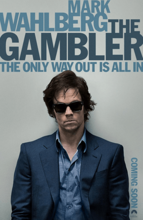 It's All In for Mark Wahlberg in The Gambler