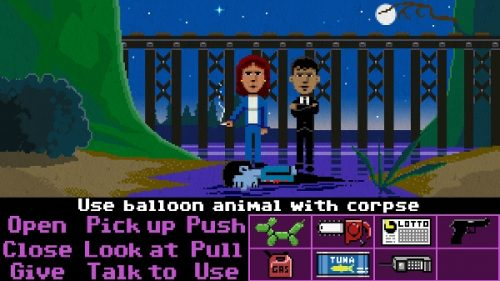 Thimbleweed Park: A New Game From the Creators of Maniac Mansion