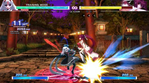 Under Night In-Birth Exe:Late North American release date announced