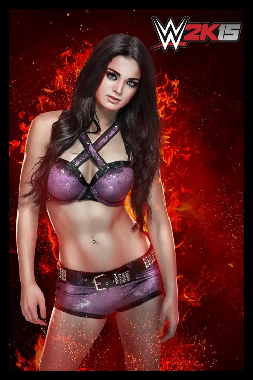 Feel It in WWE 2K15 on Xbox One and PlayStation 4 Today