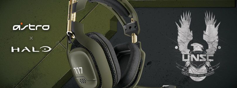 Astro Gaming Reveals Special Halo Branded A50 Headset for Xbox One
