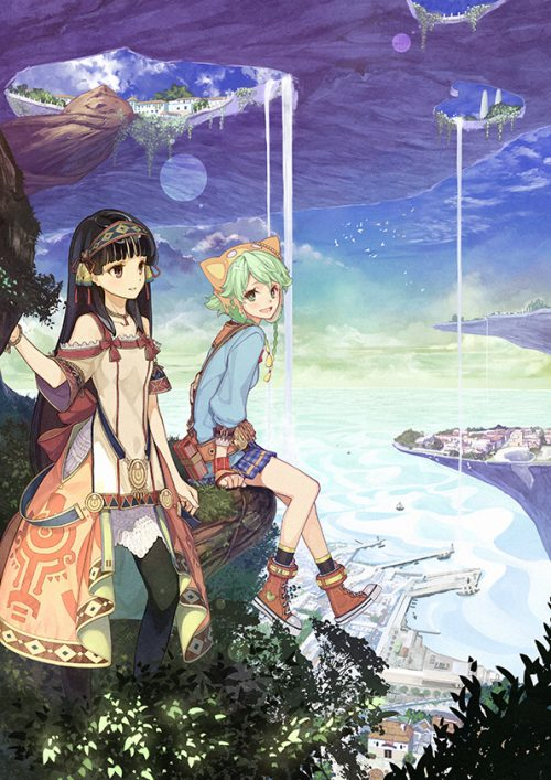 Atelier Shallie: Alchemists of the Dusk Sea Western Release Dates Announced