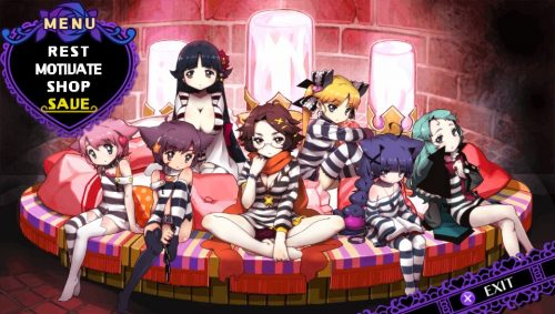 Criminal Girls: Invite Only Arrives on PC on January 11th
