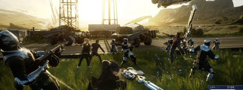 Two new high definition Final Fantasy XV videos released