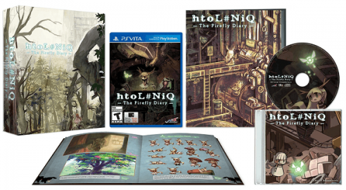 htoL#NiQ: The Firefly Diary delayed to February; limited physical release revealed