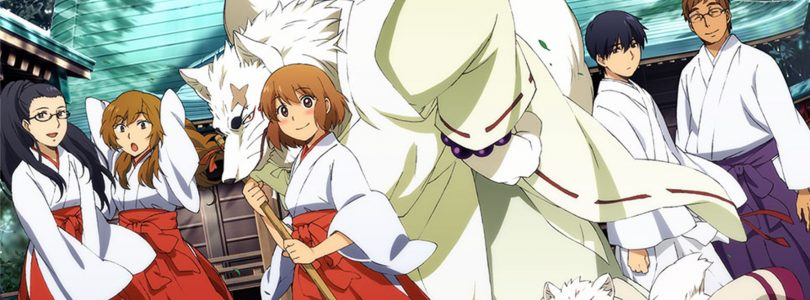 Gingitsune anime licensed by Sentai Filmworks
