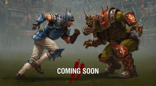 Blood Bowl 2 – Kick Off!