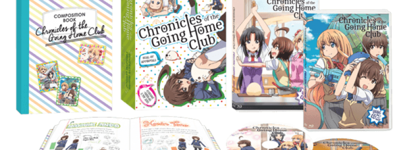 Chronicles of the Going Home Club to be released on March 3rd