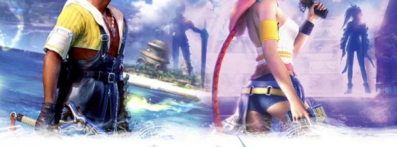 'Final Fantasy VII' & 'Final Fantasy X / X-2 HD Remaster' Are Coming to PS4