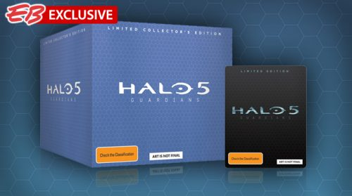 EB Games Announces Halo 5 Collector's Edition