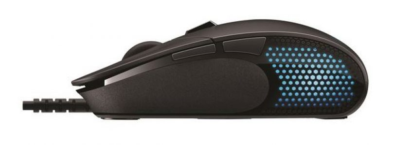 Logitech Unveils G302 Daedalus Prime MOBA Gaming Mouse