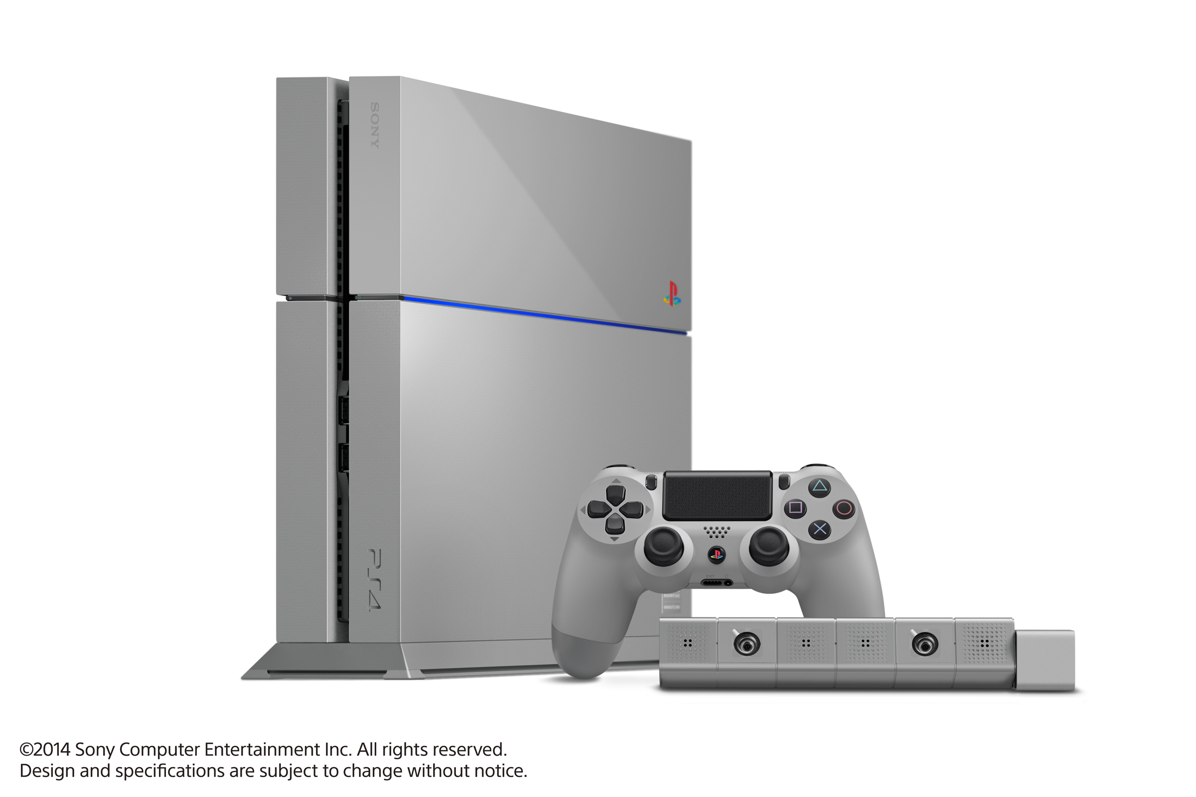 Playstation-4-20-Years-Of Play-Anniversary-Console