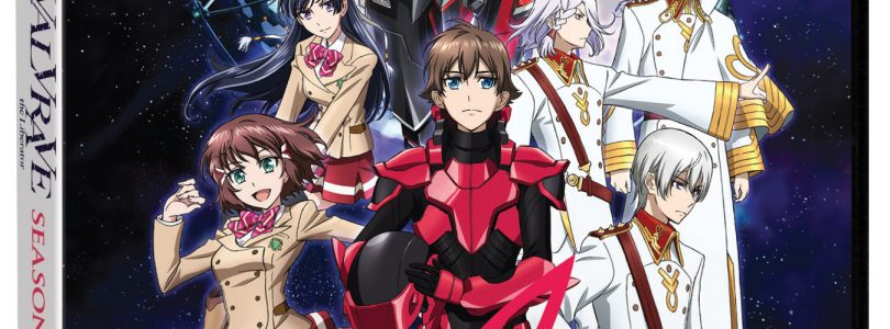 Valvrave the Liberator Season One Review