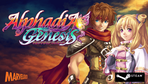 Alphadia Genesis to be released on Steam in January 2015