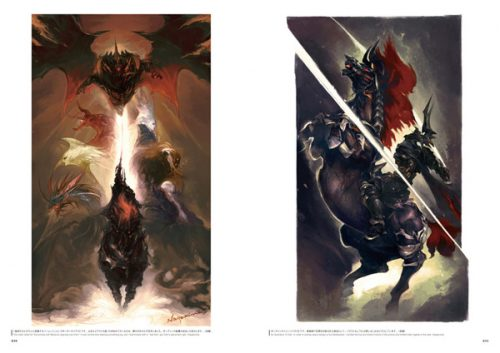 Final Fantasy XIV Art Book Launches via the Square Enix Store