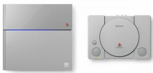 Sony Computer Entertainment Announce The PlayStation 4 (PS4) 20th Anniversary Edition