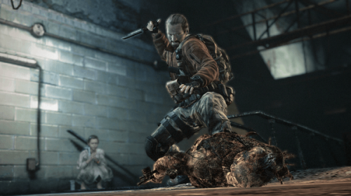 Resident Evil: Revelations 2 release plans detailed; Barry Burton to be playable
