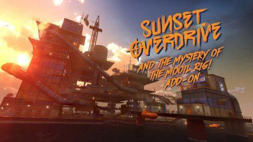 Sunset Overdrive 'Mooil Rig' story DLC revealed