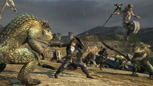Dragon's Dogma Online debut trailer includes gameplay footage