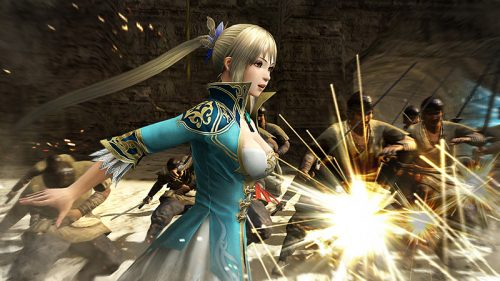 Dynasty Warriors 8 Empires to have Pre-Order bonus DLC