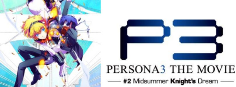 Aniplex of America to Distribute 'Persona 3 The Movie #2' Import Blu-rays in Over 50 Territories