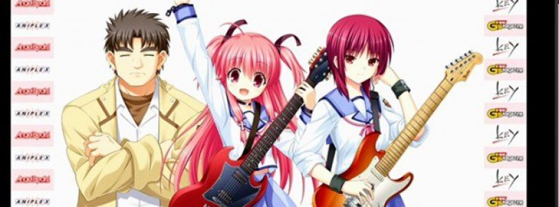 Key to Release new Angel Beats! Visual Novels