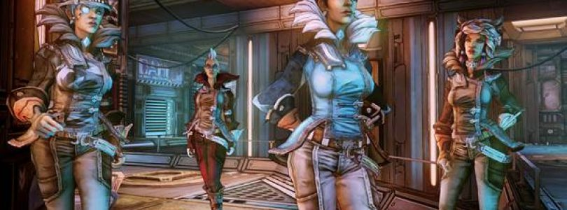 Borderlands: The Pre-Sequel DLC character Lady Aurelia now available