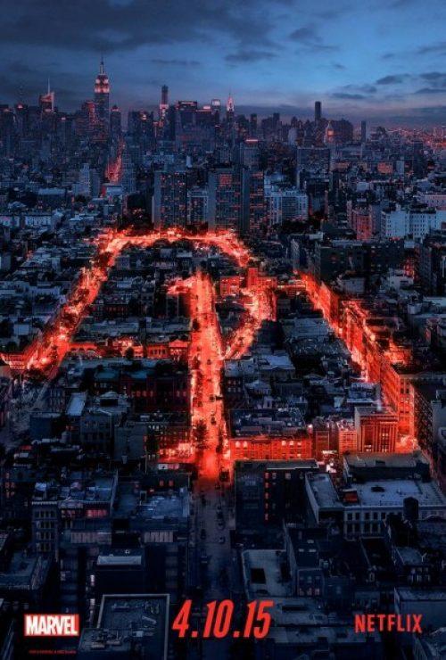 Netflix Announces Daredevil Premiere Date