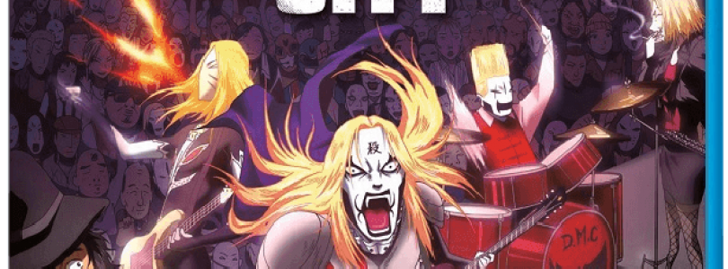 Detroit Metal City: Complete Collection Review