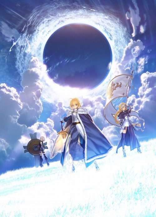 Type-Moon to release Fate/Grand Order Mobile Game