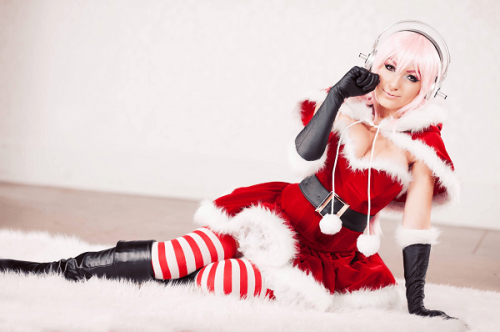 Jessica Nigri to voice Sonico in Super Sonico English Dub