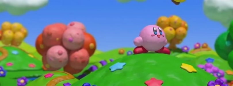 Kirby and the Rainbow Curse gets a Colorful New Trailer