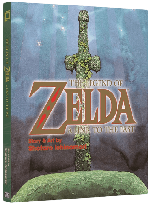 The Legend of Zelda: A Link to the Past manga to be re-released after 20 years
