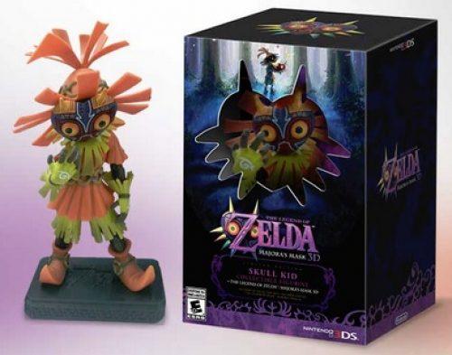 Nintendo Offering Limited Edition for The Legend of Zelda: Majora's Mask 3D