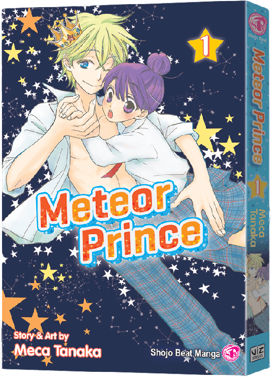 meteor-prince-volume-1-cover