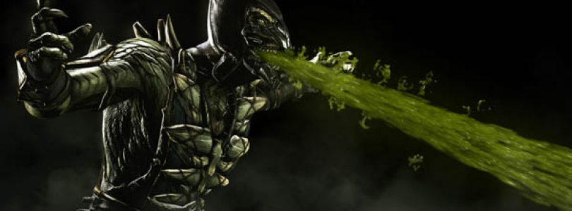 Check Out the New Reptile Trailer for Mortal Kombat X