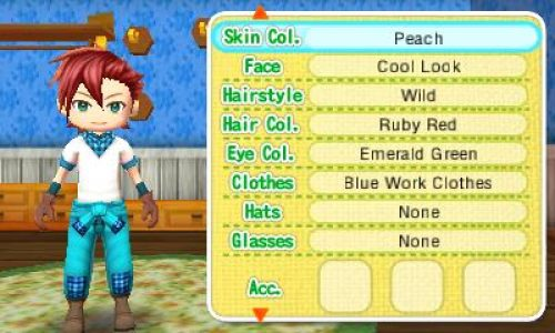 New Story of Seasons trailer and screenshots released