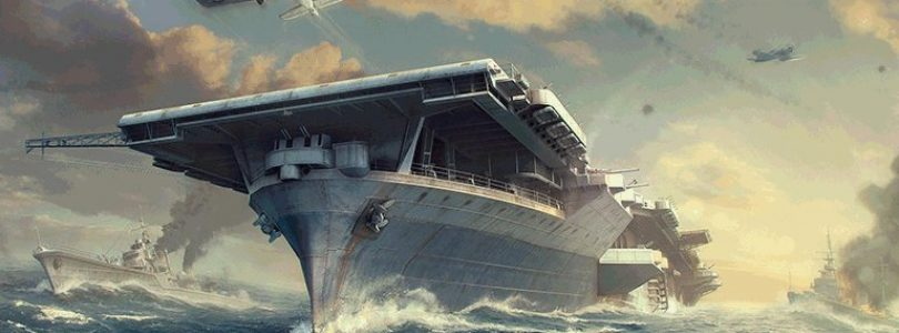 World of Warships Launches Aircraft Carriers
