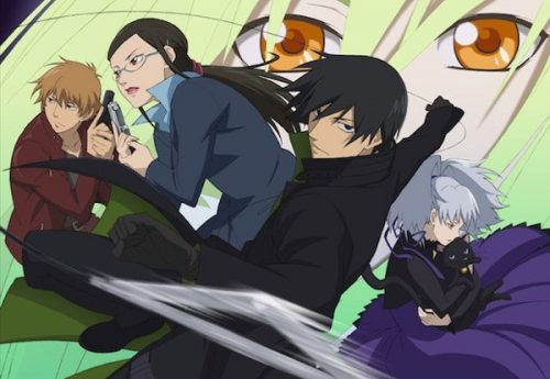 FUNimation Announces Premium Edition 'Darker than Black' Blu-ray