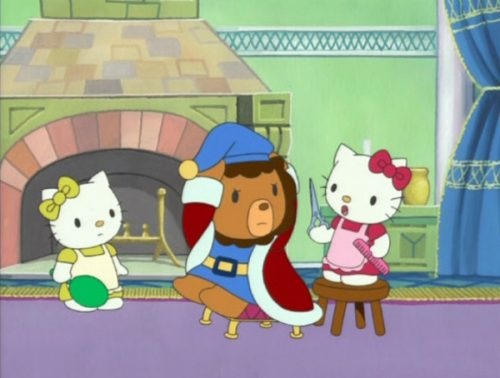 'Hello Kitty: It's About Time' Original Graphic Novel Now Available